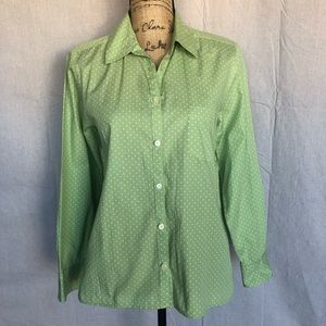 Charter Club Women's Button Down